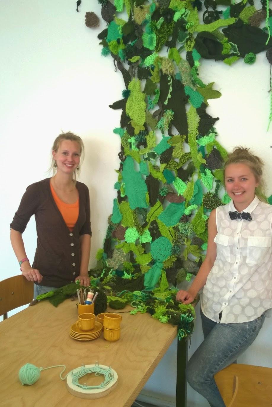 VERMAAKT: sociaal en creatief project