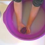 dompel steen in water 3