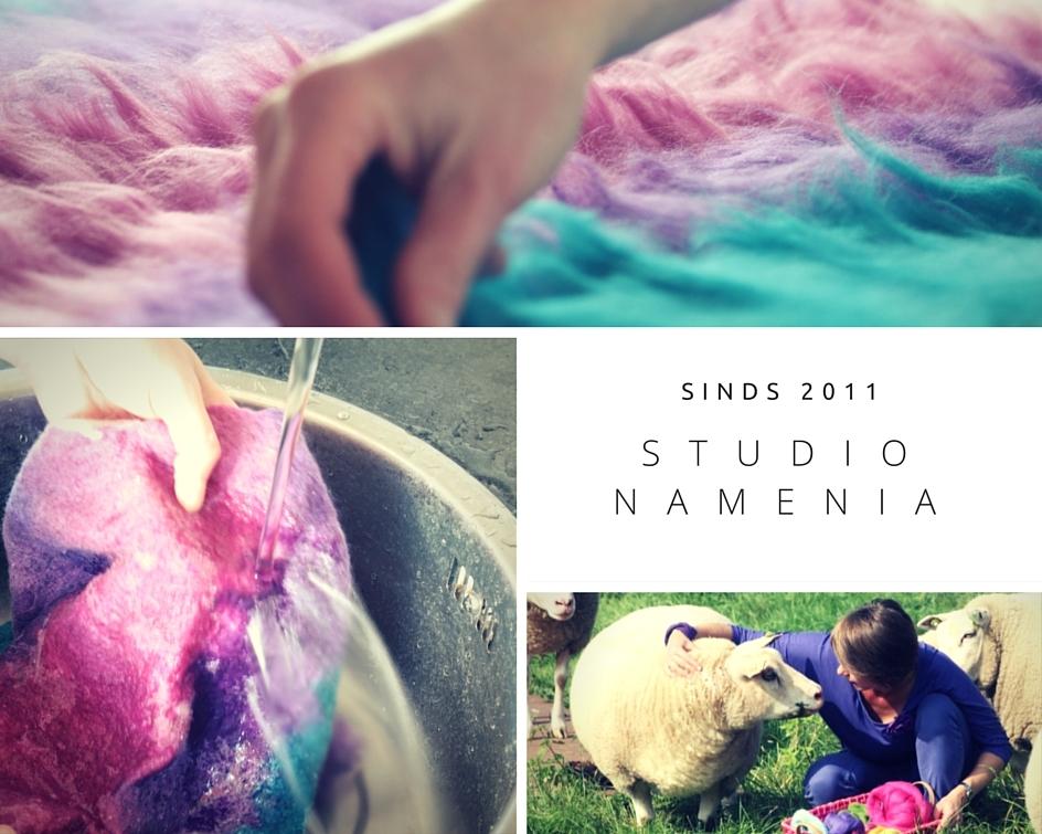 Studio Namenia sinds 2011