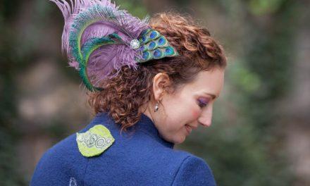 Nieuw: Workshop jasje of gilet van vilt