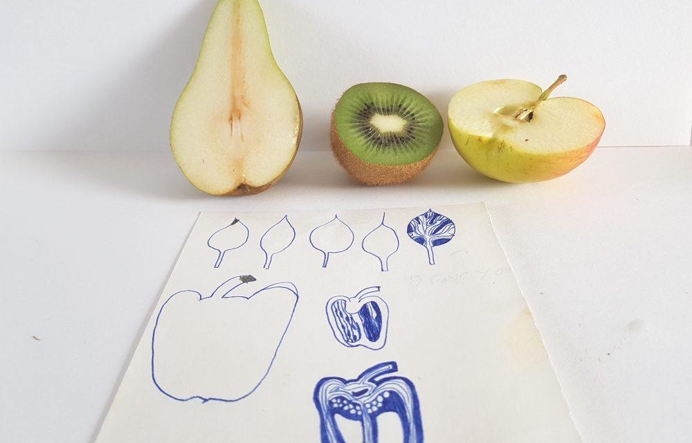 Groente en fruit: van binnenuit
