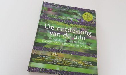 Boekentip: De ontdekking van de tuin